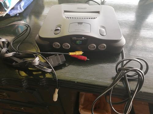 Nintendo 64 Con 8 Juegos