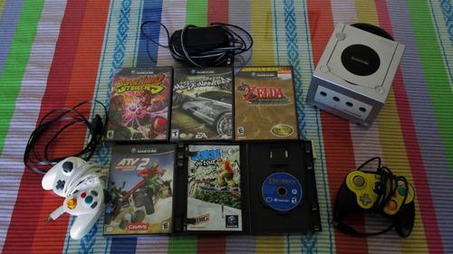Nintendo Gamecube (paquete)