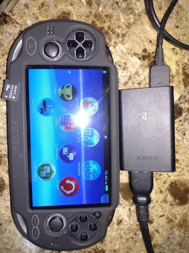 Playstation Vita + Tarjeta De 16 Gb