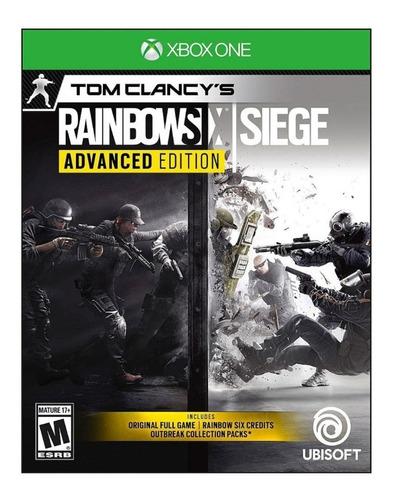 Rainbow Six Siege Advanced Ed Bil X1 Nuevo