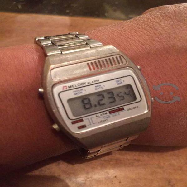 Reloj Ambassador Musical solo conocedores y colecc
