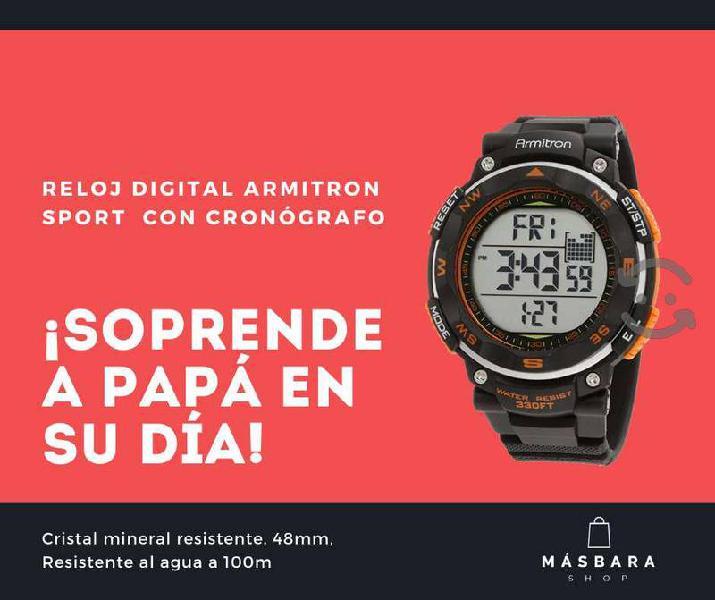 Reloj Armitron de hombre