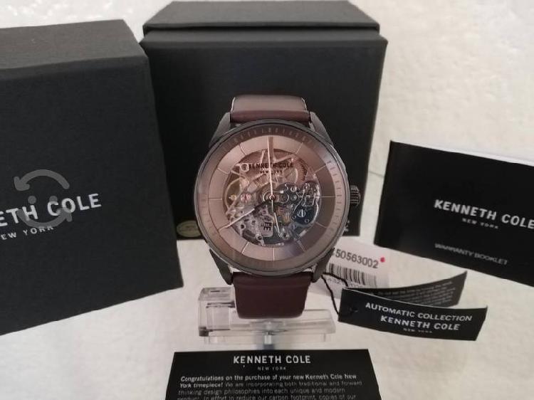 Reloj Automático Kanneth Cole, Nuevo y Original.