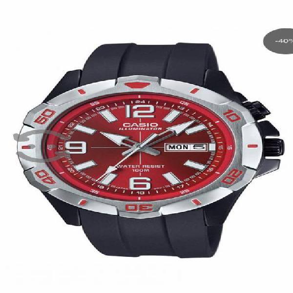 Reloj Casio MTD 1082 Illuminator