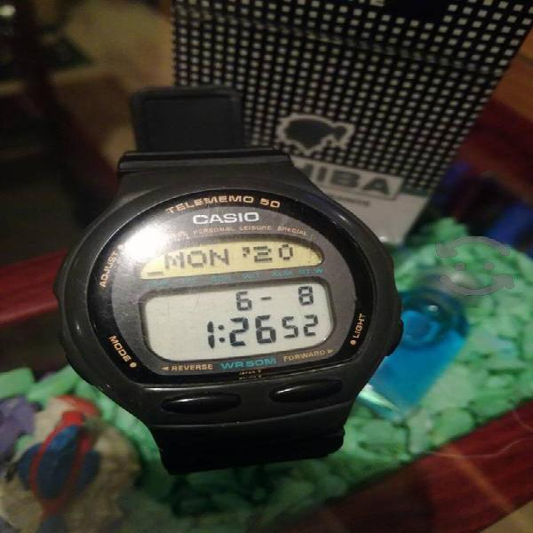 Reloj Casio Vintage Japones