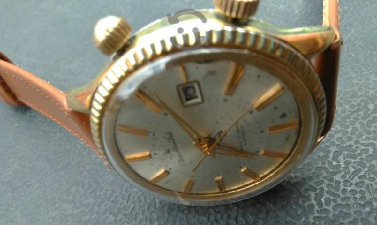 Reloj Citizen Automatico alarma mecanica