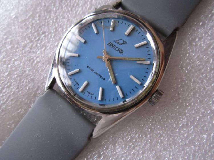 Reloj Enicar Star Jewels Cuerda