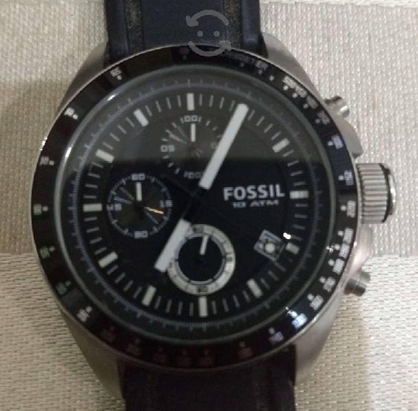 Reloj FOSSIL original, cronometro