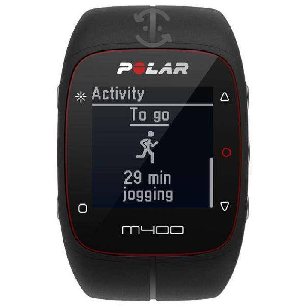 Reloj GPS M400 Polar Negro