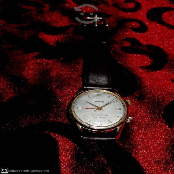 Reloj Haste de Alarma años 60s