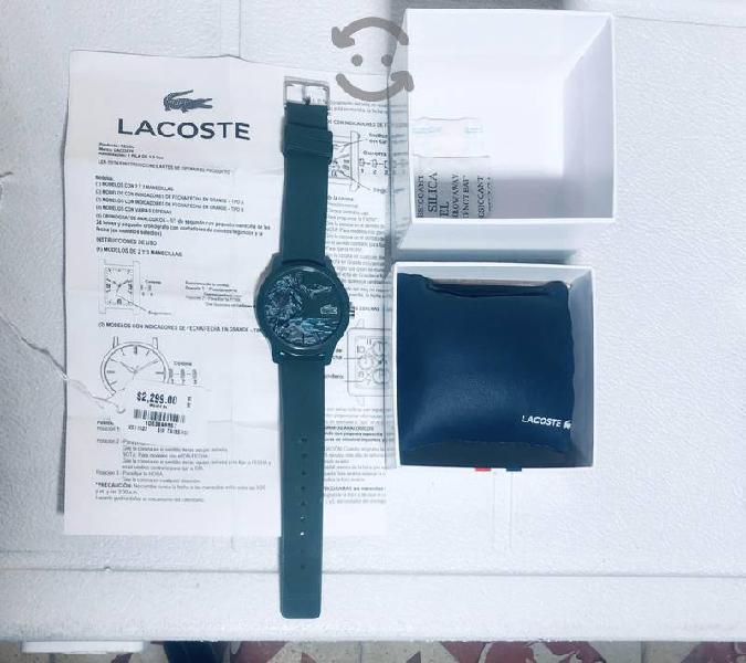 Reloj LACOSTE original