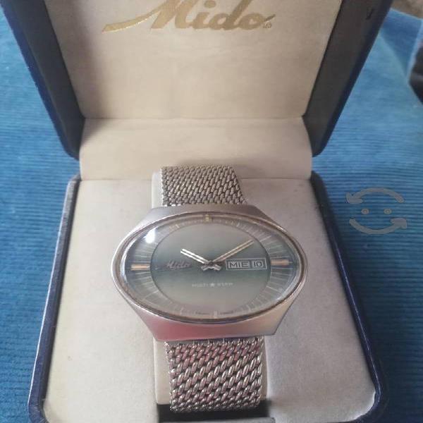 Reloj Mido Multi-Star Automático doble fechador