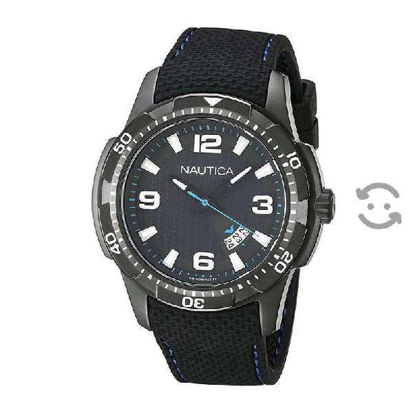 Reloj Nautica Negro Nai 13511g
