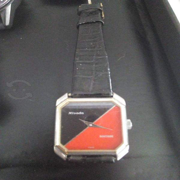 Reloj Nivada Vitage de los 70 original