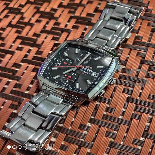 Reloj Orient Cronografo alarma