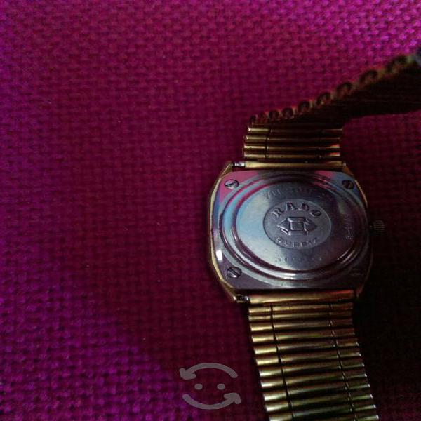 Reloj Rado Quartz original dorado