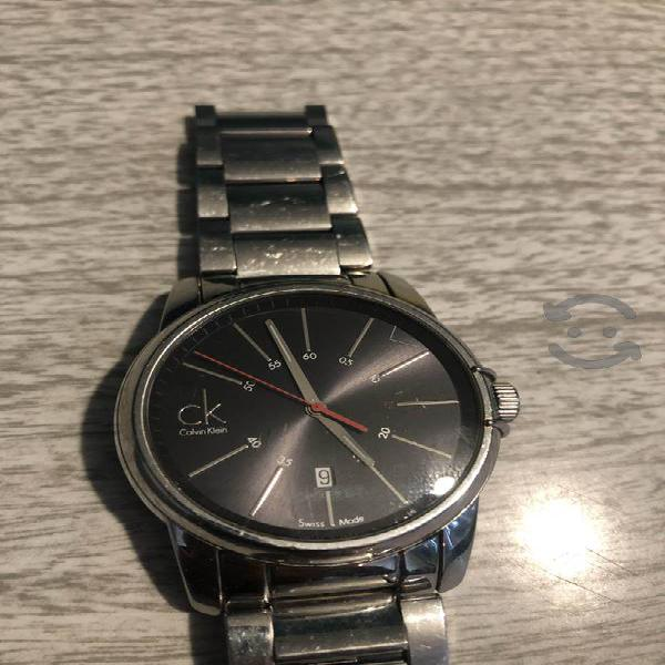Reloj calvin klein Swiss Made original