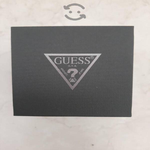 Reloj para caballero Guess Dash W1256G1 negro