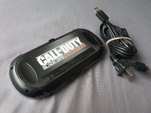 Remato Ps Vita Fat Mem 4gb Edicion Call Of Duty Ver 3.70