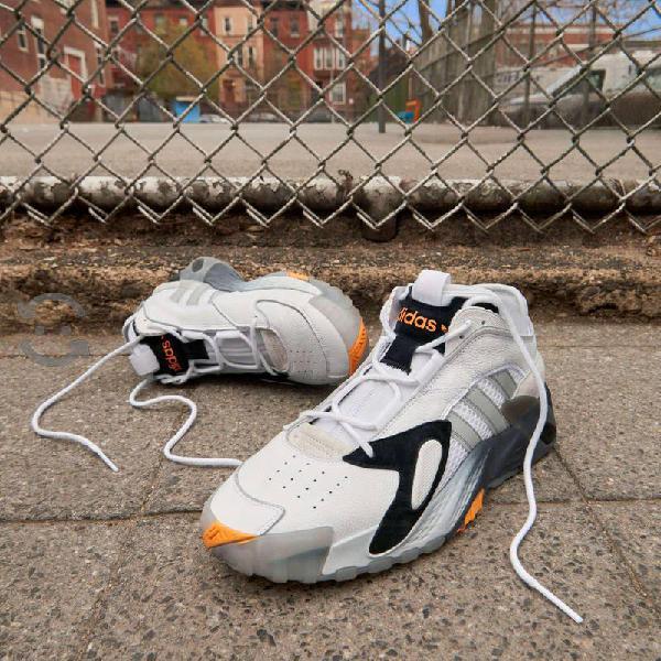 Tenis Adidas streetball originales #8