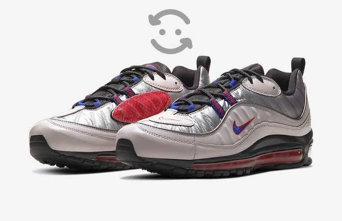 Tenis Nike Air Max 98 NRG Nuevos Originales