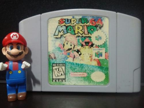 Video Juego Super Mario 64 Nintendo 64