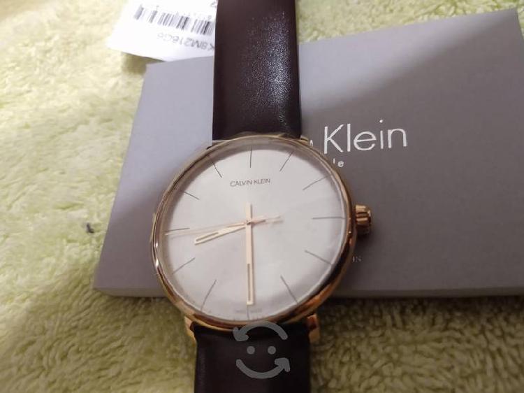 reloj Calvin Klein ORIGINAL nuevo