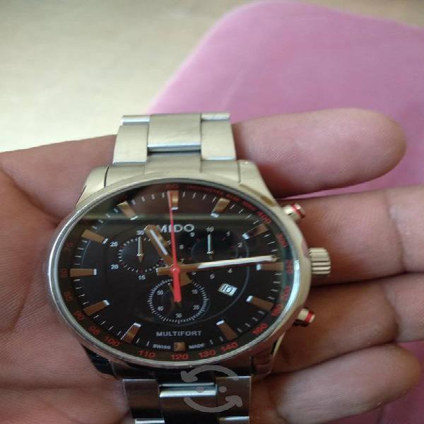 reloj Mido multifort cronografo