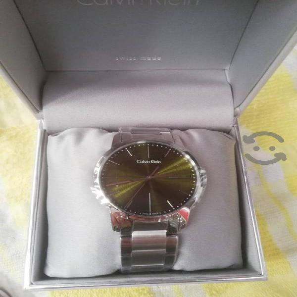 reloj NUEVO CK Original caballero