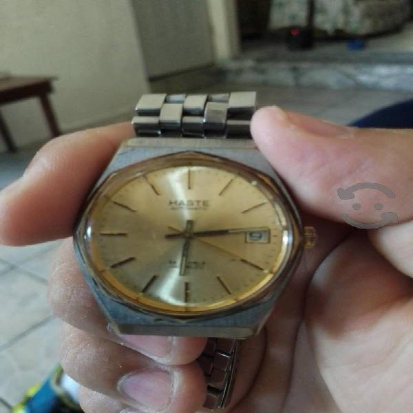 se vende reloj Haste Original Antiguo