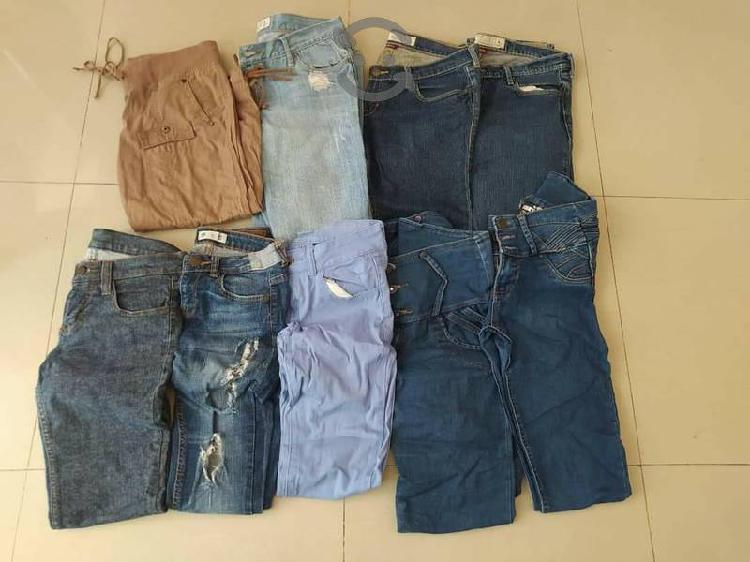 vendo lote de ropa talla CH