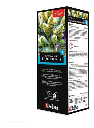 Alkalinidad Red Sea Reef Foundation B Kh/alkalinity 500ml