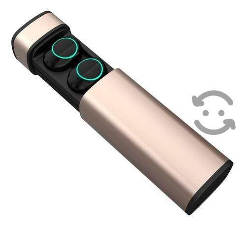 Audifonos De Bluetooth Manos Libres Base De Carga