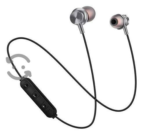 Audifonos Magneticos Bluetooth Inalambricos Contr