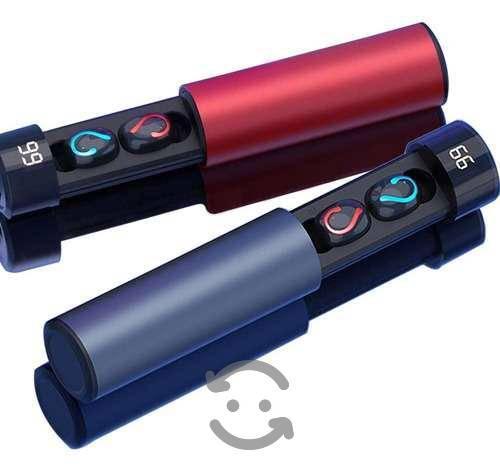 Audifonos Manos Libres Bluetooth 5.0 Con Power Ba