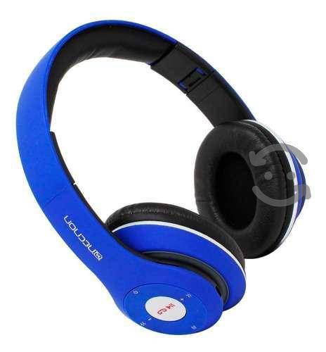 Audifonos Manos Libres Bluetooth Diadema Necnon S