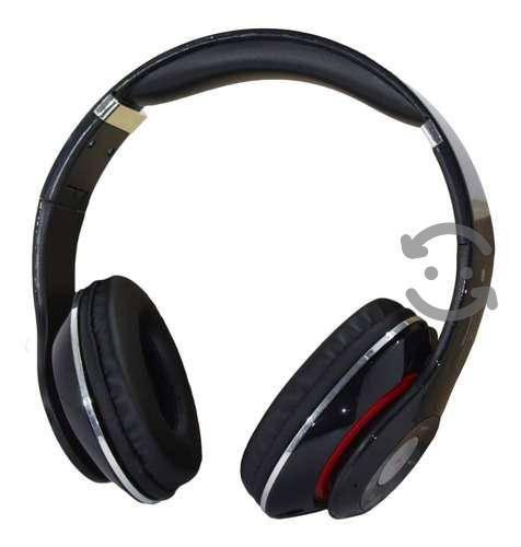 Audifonos Manos Libres Bluetooth Mp3 Fm Micro Sd