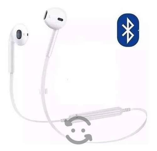 Audifonos Manos Libres Bluetooth Sport S6 Univers