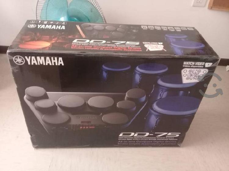 Batería eléctrica Yamaha DD -75