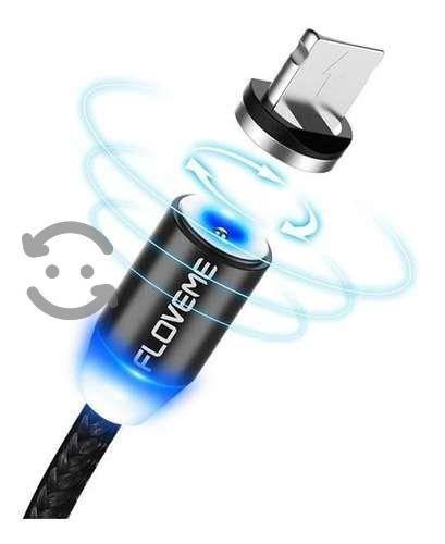 Cable Cargador Magnetico - Micro Usb / Tipo C / i
