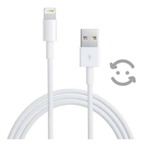 Cable Cargador Usb Lightning 1 M iPhone 5/6/7/x i