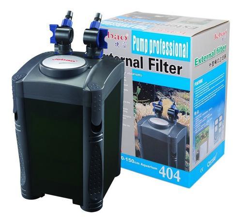 Canister Jebao 404 Para 400 Litros 4 Etapas De Filtracion