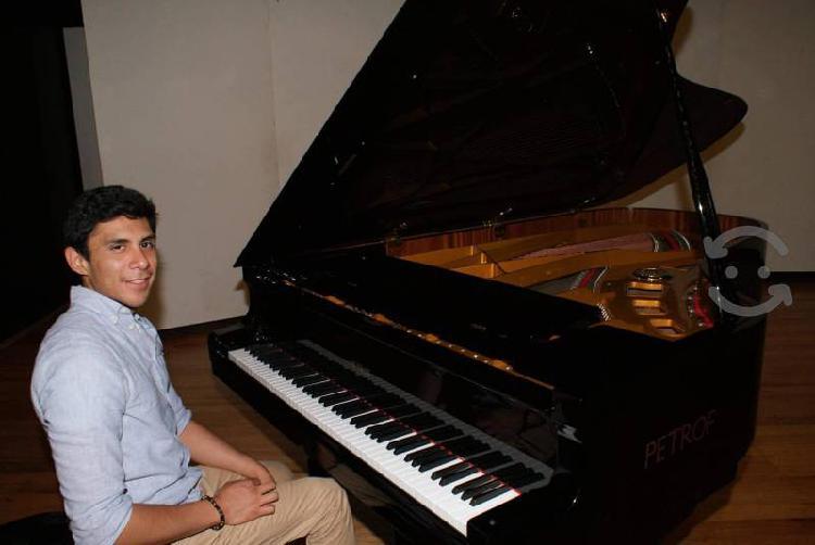 Clases de piano jazz, clásico y contemporáneo
