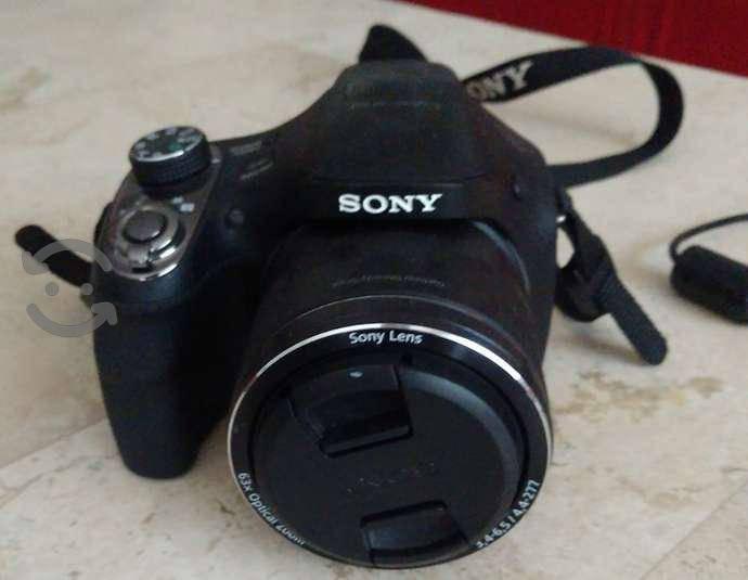 Cámara digital Sony Cyber-shot DSC-H300 20.1 MPX