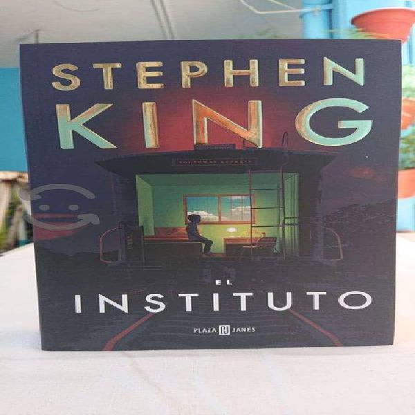 El Instituto Stephen King Ed. Plaza & Janés