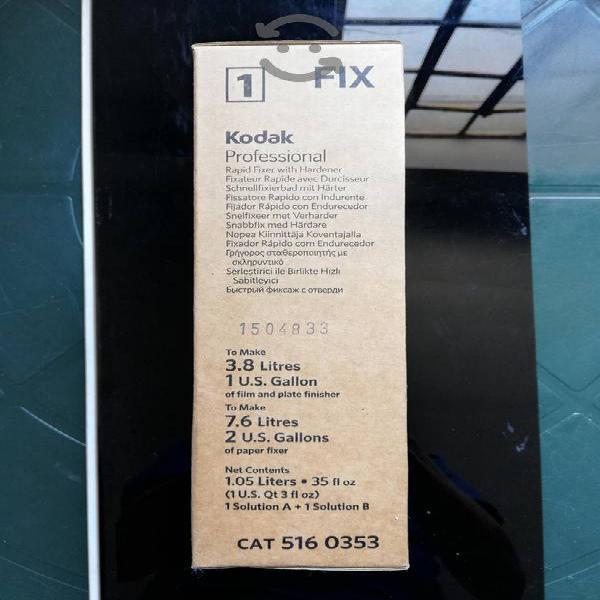 Fijador Kodak 2013. $60.00