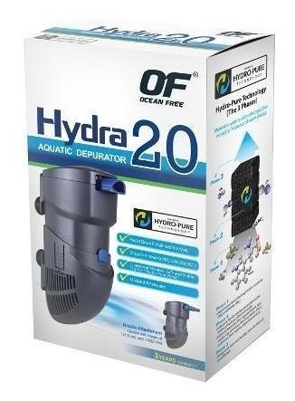 Filtro Hydra 20 Para Acuarios De Agua Salada Y Agua Dulce