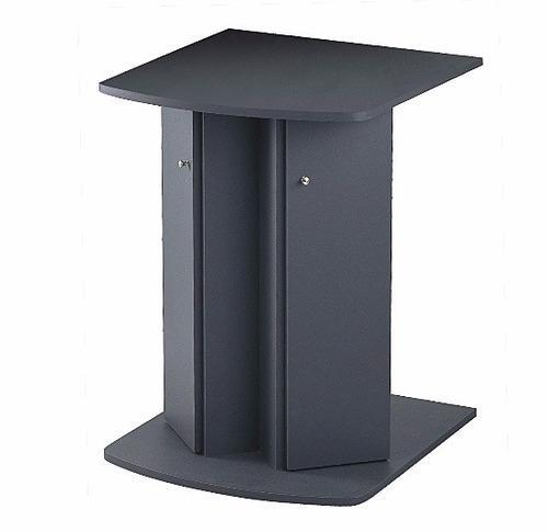 Gabinete Para Pecera Boyu Tl-550 O Hs-60 Negro O Plateado