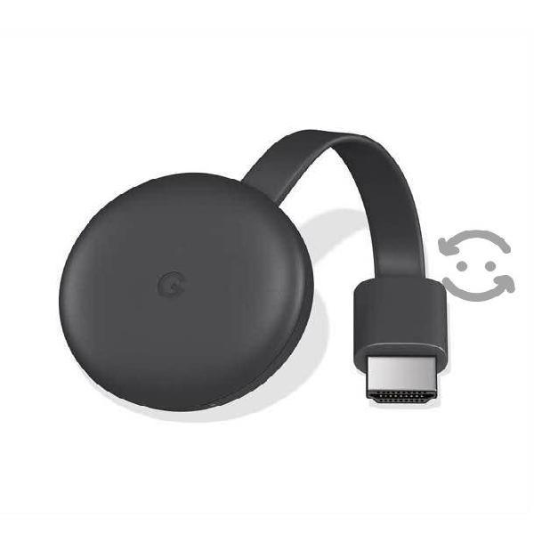 Google chromecast NUEVO (3era generación)