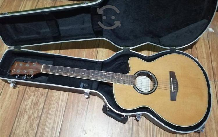 Guitarra Electroacustica Marca Caraya